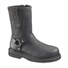 Harley Davidson Bill Side-Zip Boot