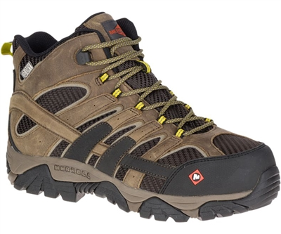 Merrell Moab 2 Comp Safety Toe Work Boot