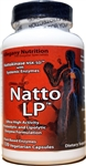 Natto LP Systemic Enzymes Heart Health Supplement By Allegany
