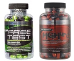 Applied Nutriceuticals HGH-Up & Free Test Stack