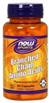 NOW Foods Branched Chain Amino Acid Capsules