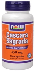 NOW Foods Cascara Sagrada