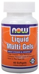 NOW Foods Liquid Multi Gels
