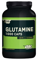 Optimum Nutrition Glutamine 1000 Capsules