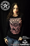 Alliance V2 Girls Thermal long sleeve shirt winter wear Rock n Roll Heavy Metal