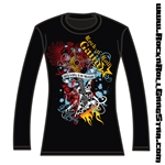Guitar Cross Girls Thermal