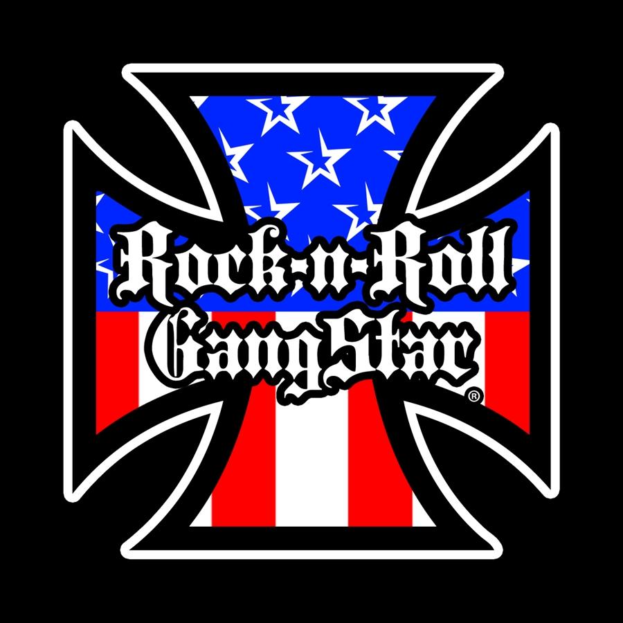10 red white blue iron cross embroidered iron on back patch rock rh rocknrollgangstar com Nu Metal Band Logos Hard Rock Band Logos