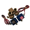 Valve, Duo,Inlet 1/2, Outlet 3/4,220V,50/60Hz