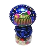 Balloon and Candy - Birthday