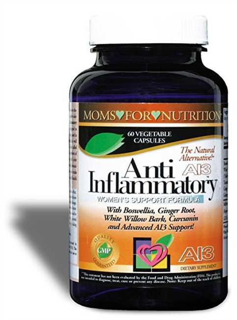 The Original #1 All-Natural Anti-Inflammatory Essential Synergy Womens Support Formula with a Proprietary Blend of 12 Herbs, Enzymes and Botanicals for Inflammation-Induced Pain, Day or Night Use