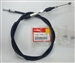 Honda CR250R Clutch Cable 22870-KSK-710
