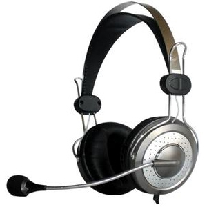 Genius Headband headset with Noise-canceling microphone (HS-04SU)