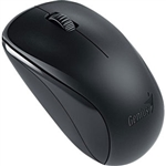 Genius Wireless Optical 1200dpi Mouse Black (NX-7000)