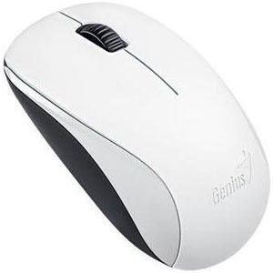 Genius Wireless Optical 1200dpi Mouse White (NX-7000)