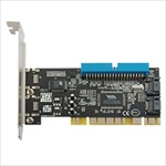 PCI - SATA 2 Port & ATA 1 Port with RAID