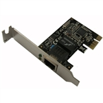 PCI-Express Gigabit Ethernet Adapter Low Profile