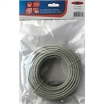 MAXAM 10M Network CAT5e Moulded Patch Lead