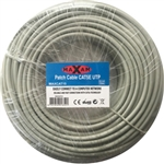 MAXAM 15M Network CAT5e Moulded Patch Lead