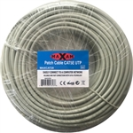 MAXAM 20M Network CAT5e Moulded Patch Lead