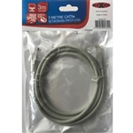 MAXAM 3M Network CAT5e Moulded Patch Lead