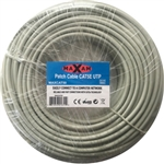 MAXAM 50M Network CAT5e Moulded Patch Lead