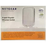 Netgear 5-port 10/100/1000mbps Gigabit Ethernet Switch (GS605UK)