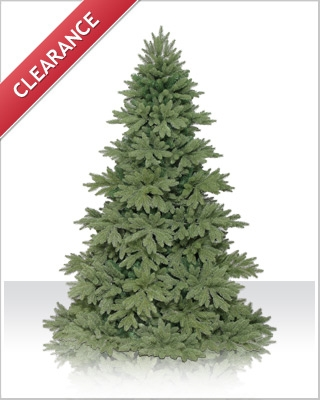 7 Foot Columbia Valley Green Fir Christmas Tree