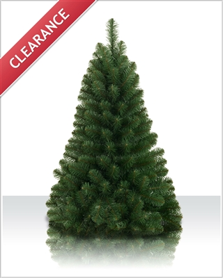 4 Foot Bethlehem Fir Mini Artificial Christmas Tree