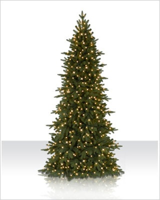 7.5 Foot Kennedy Fir Clear Christmas Tree