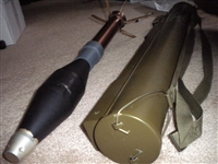 M72 LAW Rocket Launcher and 66mm HEAT Rocket
