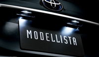 Camry Modellista LED License Lamp
