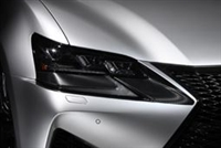 TOM'S GS F Carbon Sheet Headlights