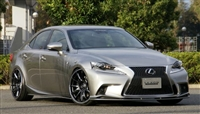 LEXON Lexus IS Side Splitter Wing Type FRP