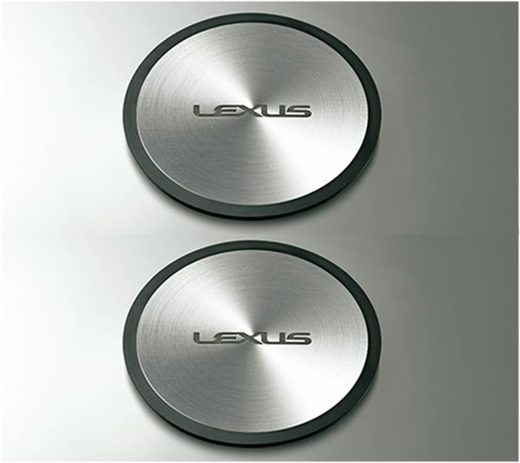 & Lexus IS Cup Holder Plate