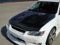 ELIXIR Type II Carbon Bonnet Hood IS300/Altezza