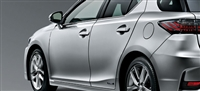 Lexus CT Door Edge Protector