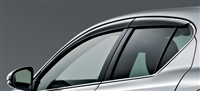 Lexus CT Side Window Visor Set