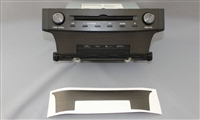LEMS Lexus IS Normal Audio for Aluminum Hairline Pitch Seat One