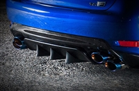 NOVEL Lexus GSF Rear Diffuser Carbon Fiber