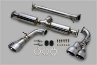 TOM's NX 300h Exhaust System