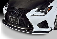 ROWEN RC F Front Under Spoiler Carbon