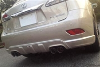LEXON RX F-Sport Rear Under Spoiler