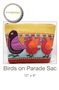 Birds on Parade Quilt Pattern by Sue Spargo