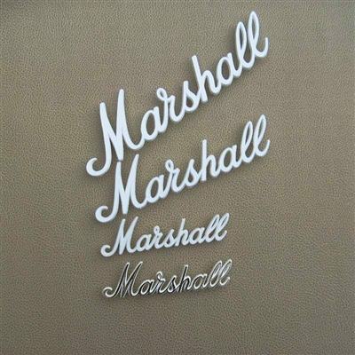 Genuine Marshall amp logo