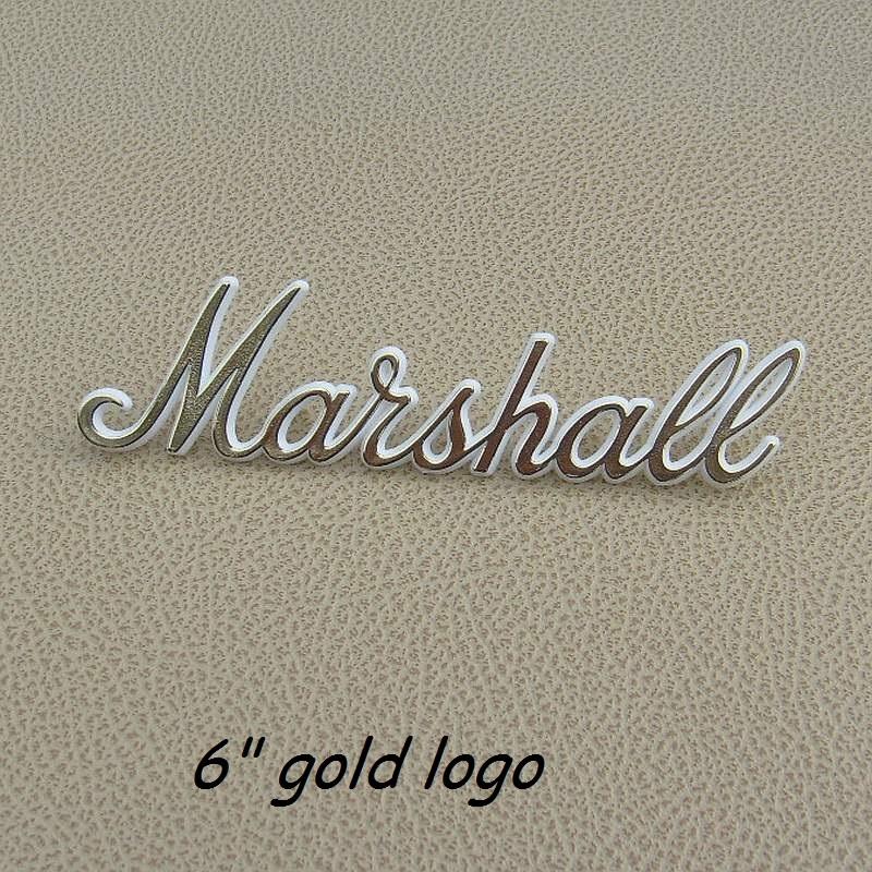 Genuine marshall amp logo