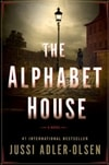 Adler-Olsen, Jussi - Alphabet House, The (Signed First Edition)