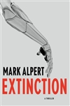 Alpert, Mark - Extinction (Signed First Edition)
