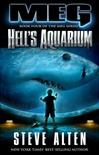 Alten, Steve - MEG: Hell's Aquarium (Signed First Edition)