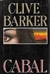 Barker, Clive - Cabal (Signed First Edition)