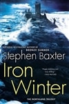 Baxter, Stephen - Iron Winter (Signed, 1st)